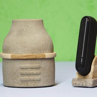 Popelník pro nahřívaný tabák